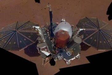 Зонд InSight завершил попытки измерить температуру под поверхностью Марса