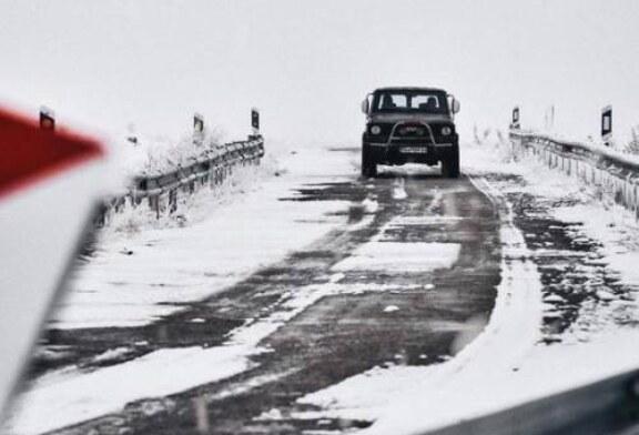 Как завести и «прикурить» машину в мороз