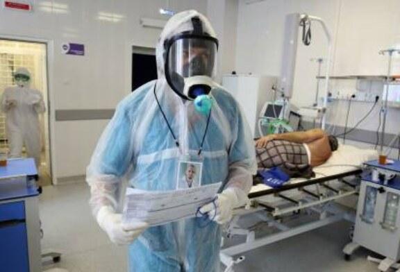 В России за сутки 24 822 человека выздоровели от COVID-19