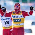 Российский лыжник Большунов вновь выиграл Большой хрустальный глобус