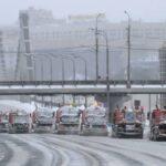 Дептранс Москвы рассказал о ситуации на дорогах