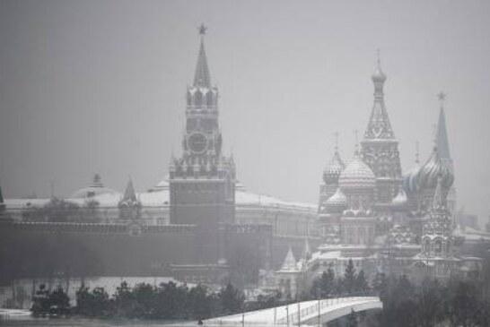 В Москве в четверг ожидается небольшой снег, к вечеру метель