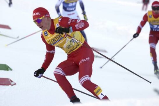 Лыжника Большунова наказали за конфликт с финном на чемпионате мира