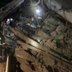Масштабное обрушение произошло на Норильской обогатительной фабрике