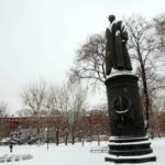 В Кремле не ответили на вопрос о возвращении памятника Дзержинскому