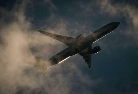 Летевший в Москву самолет совершил вынужденную посадку