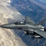Sohu: Провокация истребителей F-15 ВВС США завершилась неожиданной реакцией России