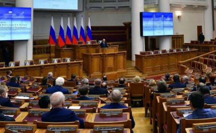 Путин уверен, что россияне проголосуют на выборах в Госдуму осознанно