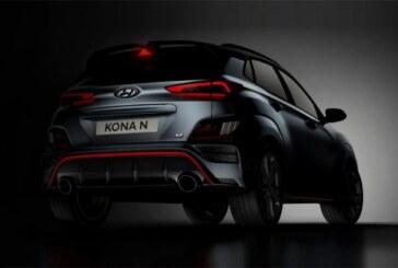 Hyundai готовится к премьере «заряженной» Kona: подробности о технике