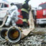 При пожаре в квартире в Липецке погибли женщина и ребенок