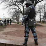 Источник сообщил о задержании главы штаба Навального в Петербурге