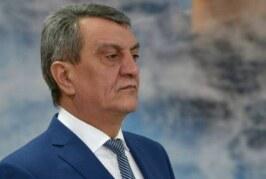 Врио главы Северной Осетии Меняйло представили властям региона