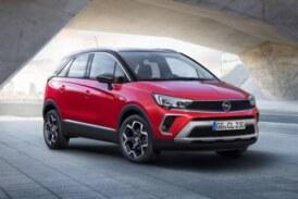 Объявлены российские цены на компактный кроссовер Opel