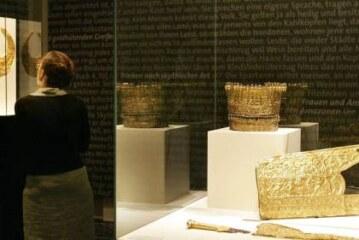 В Крыму призвали вернуть полуострову коллекцию скифского золота