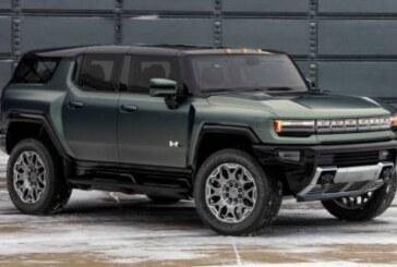 Будет и внедорожник: официально представлен Hummer EV SUV