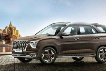 Смотрим официальные фото семиместной Hyundai Creta