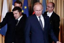 Песков не стал комментировать, запрашивал ли Зеленский разговор с Путиным