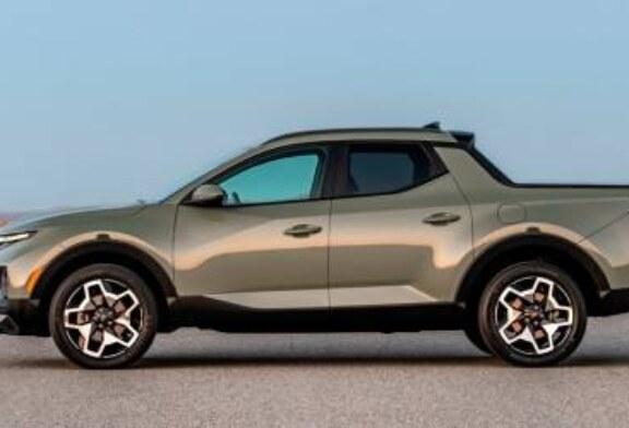 Первый пикап Hyundai представлен официально: смотрим фото изучаем подробности