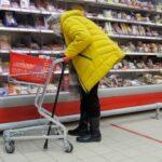 Экономист связал проценты инфляции с ценами в магазине