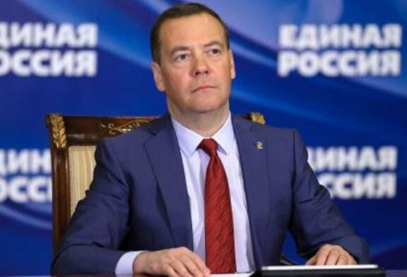 Медведев рассказал о попытках дискредитировать выборы в Госдуму