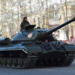 В The National Interest назвали тяжёлый советский танк ИС-3 «супероружием»