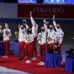 Российские фигуристы завершили сезон безоговорочной командной победой