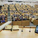 В ГД хотят ввести наказание за руководство нежелательной иностранной НПО