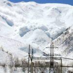 В Бурятии нашли мертвым одного из трех туристов, которых накрыла лавина