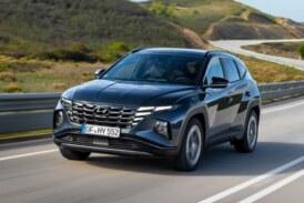 Новый Hyundai Tucson готовится к старту продаж в России: длинная база, бензин или дизель
