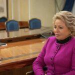 Матвиенко назвала заявление о «грязном» российском газе необоснованным