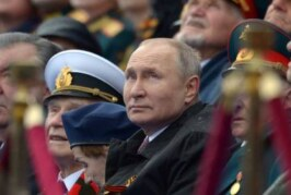 Ветеран рассказала, о чем ее спросил Путин после парада