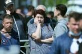Жители Казани рассказали, почему пришли почтить память погибших в школе