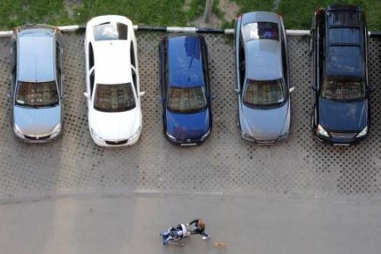 Названы самые популярные места у автомобилистов Москвы