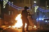 В Иерусалиме 14 палестинцев пострадали в столкновениях с полицией