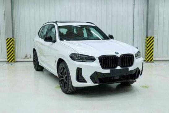 Обновленный BMW X3 рассекречен до премьеры