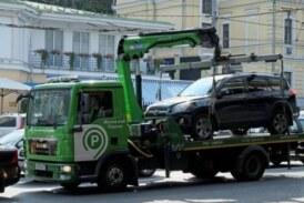 Назван самый эвакуируемый автомобиль в Москве