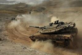Израильские танки ударили по объектам ХАМАС в ответ на пуск ракет
