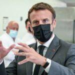 Во Франции начался суд над мужчиной, который дал пощечину Макрону