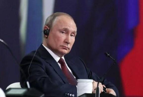 США пытаются сдержать развитие России, заявил Путин