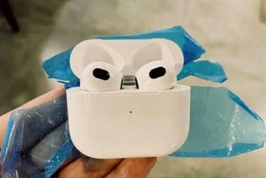 Новые наушники Apple AirPods выйдут до конца этого года