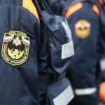 Под Красноярском локализовали пожар на животноводческой ферме
