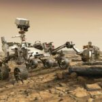 Марсоход Perseverance начал поиски признаков жизни на Красной планете