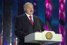 В Сети опубликовали фото со свадьбы старшей внучки Александра Лукашенко