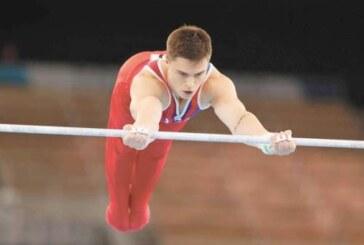 Гимнаст Нагорный завершил Олимпийские игры медалью и отправился на вечеринку