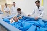 В России проведут эксперимент по 7-дневному лежанию в ванне