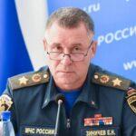 Глава МЧС России Евгений Зиничев погиб, прыгнув со скалы за человеком  | StarHit.ru