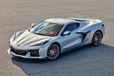 В погоне за Ferrari: первое фото Chevrolet Corvette Z06 с новым бензиновым V8