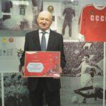 Патриах футбола: Никите Симоняну исполняется 95