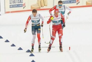Лыжнику Александру Большунову предсказали «погодное» преимущество на олимпиаде в Пекине