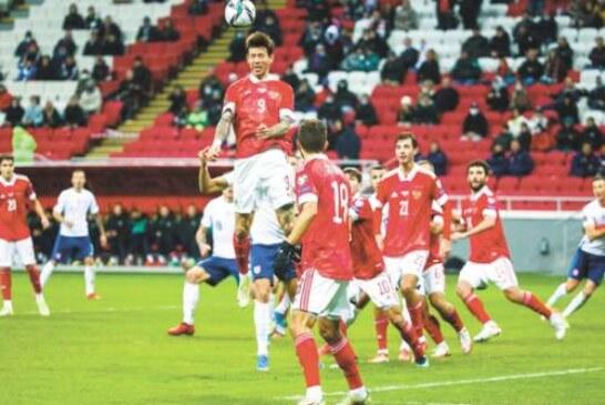 Сборной нужна удача: предстоящий матч со Словенией вызвал опасения